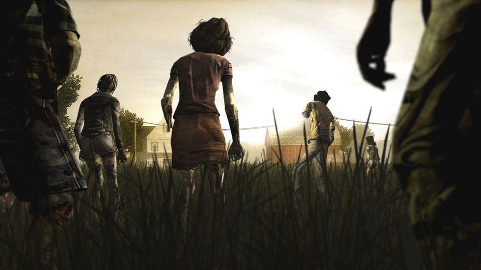 Spela The Walking Dead