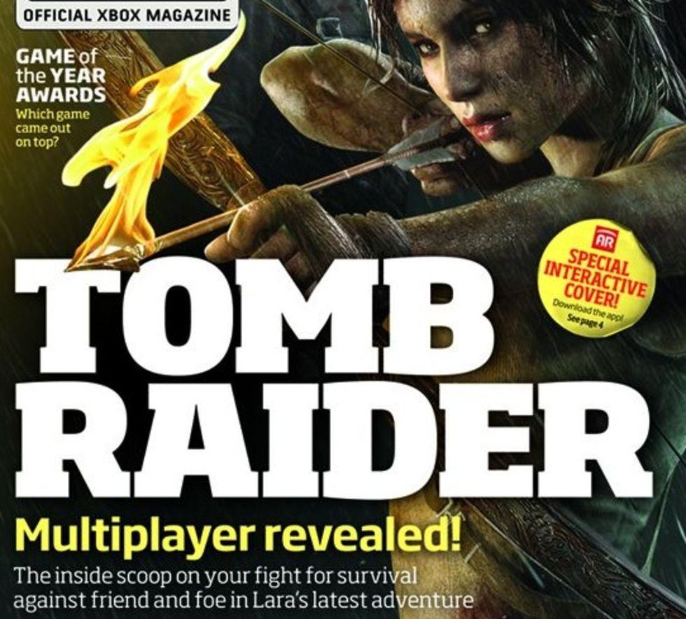 Multiplayer för Tomb Raider