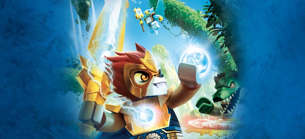 Lego rullar ut ny serie och spel till iOS