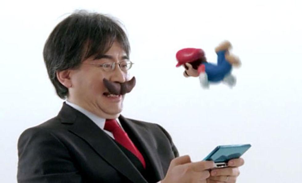 Nintendo funderar på free-to-play