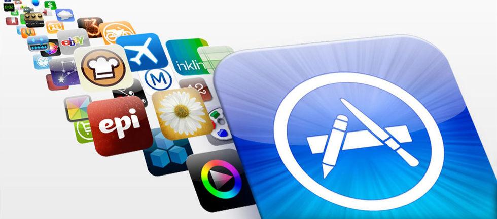 40 miljarder appar nedladdade från App Store
