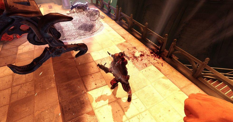 Fyra nya från BioShock Infinite