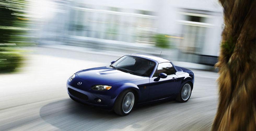 Mer Zoom-Zoom från Mazda