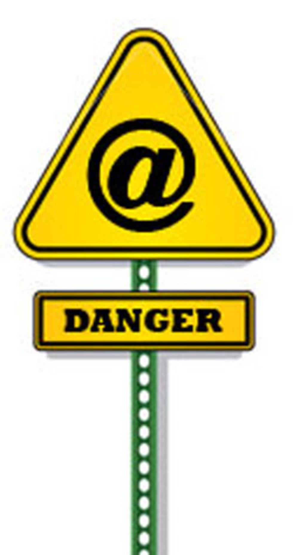Farligt att vara Internetberoende