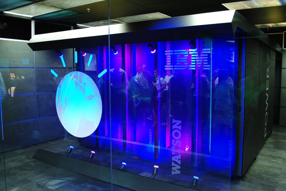 IBM:s stordator Watson var för grov i munnen