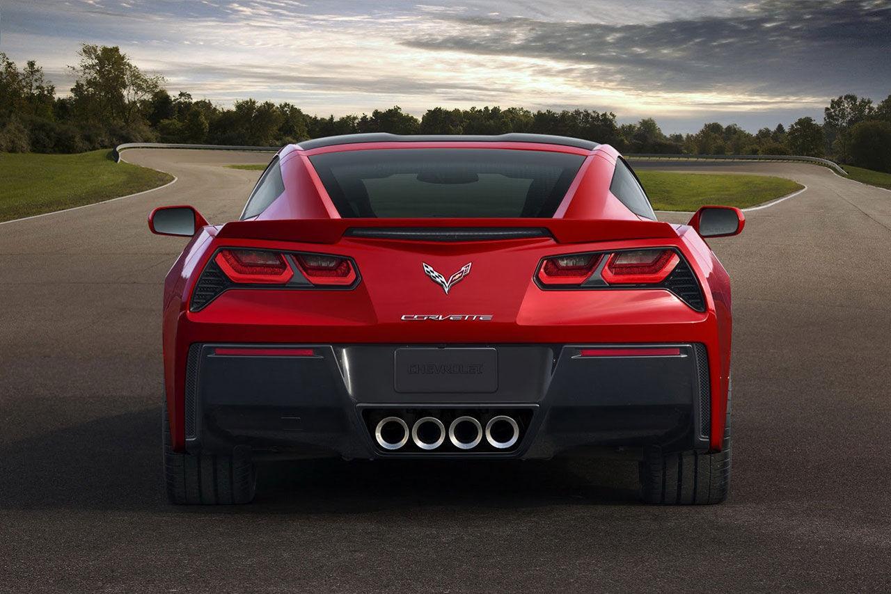 Corvette Stingray är tillbaka