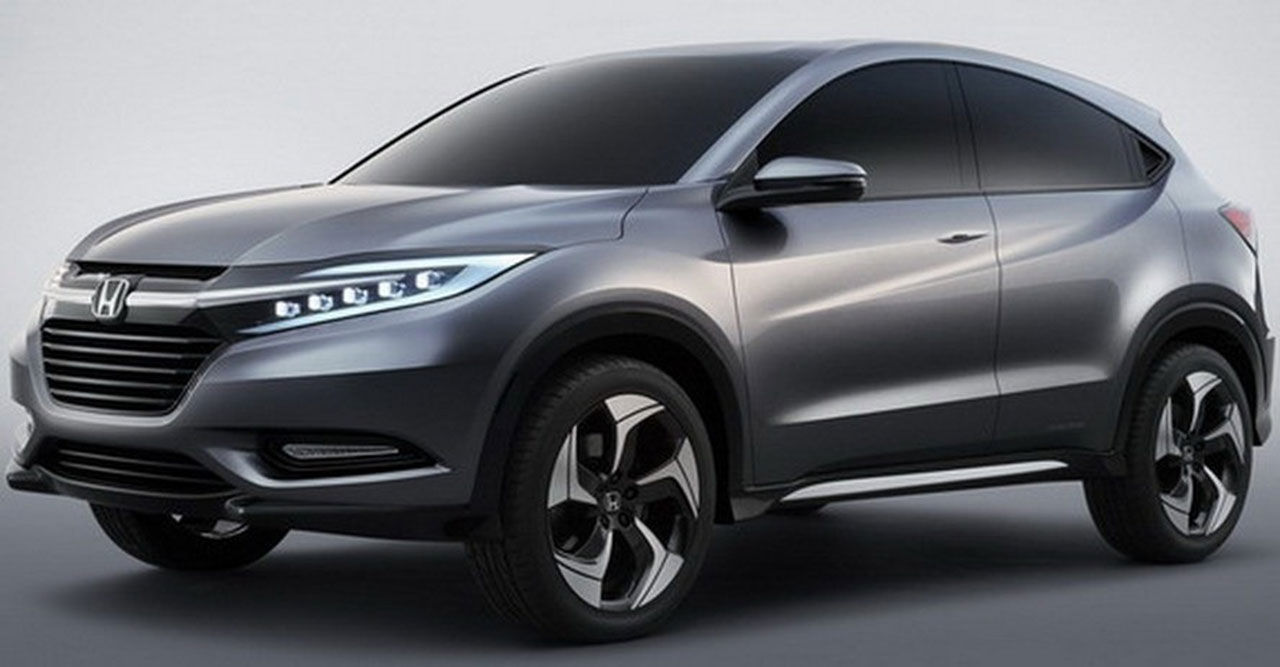 Honda visar upp Nissan Juke-rival