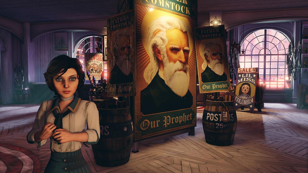Systemkrav för BioShock Infinite