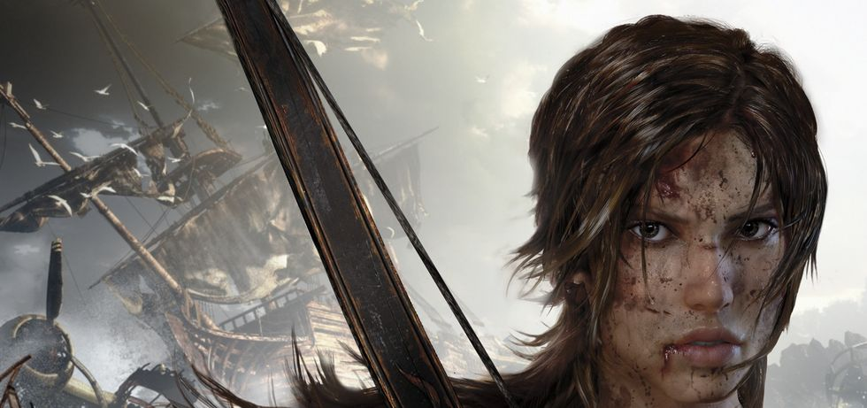 Inget Tomb Raider-demo