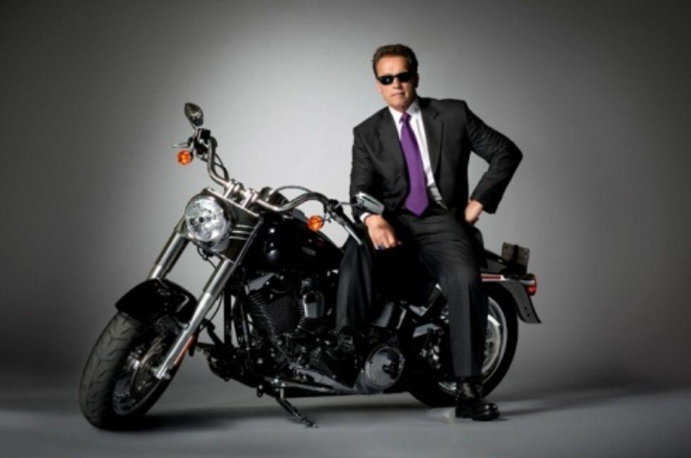 Schwarzenegger bekräftar: