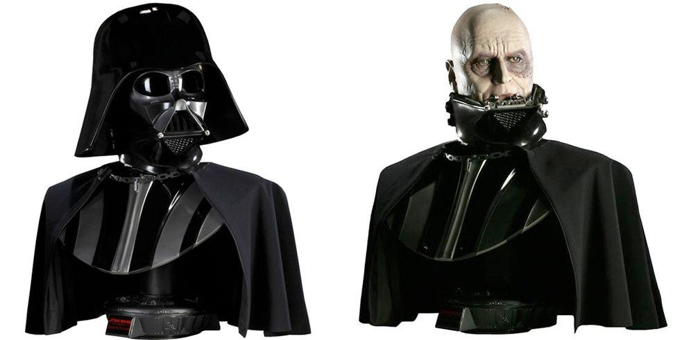 Stor Darth Vader-byst
