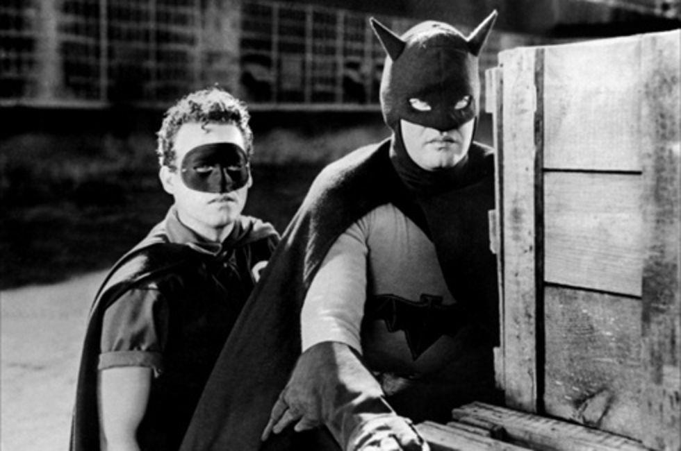 Ny Batman först 2017