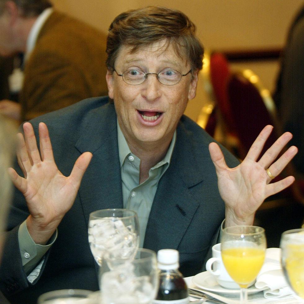 Bill Gates siktar på att utrota polio till 2018