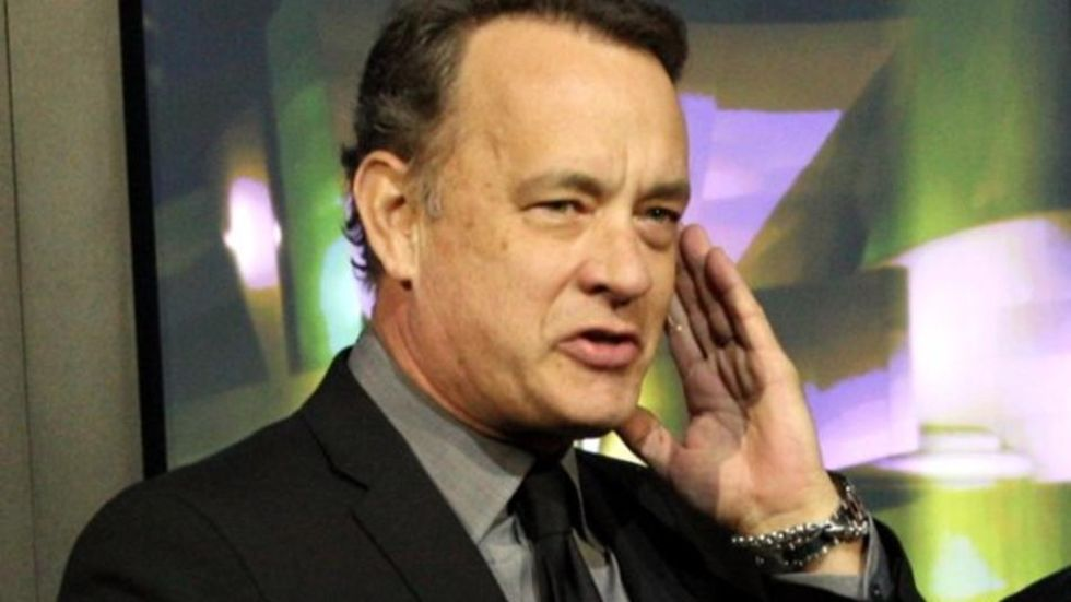 Hanks är historiens mest värdefulla filmstjärna