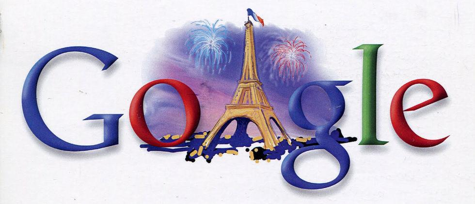 Google startar fond för franska mediehus