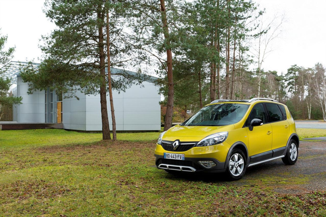 XMOD - en lite tuffare Renault Scénic