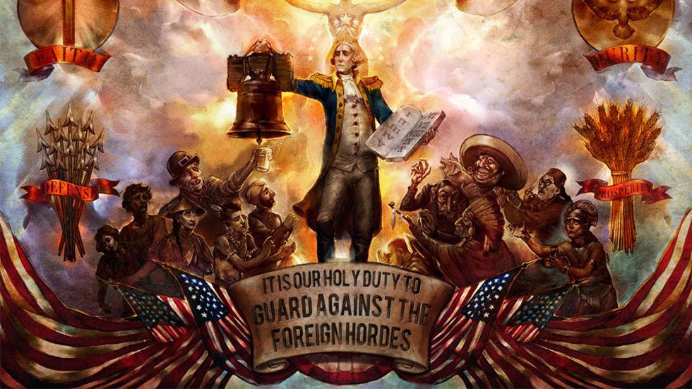 Achievements-listan för BioShock Infinite