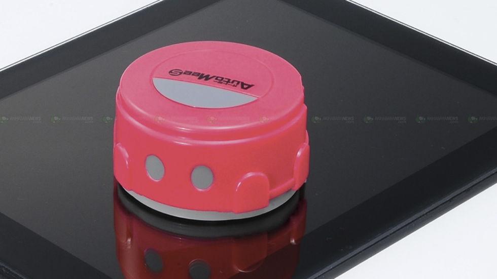 En städrobot till din tablet