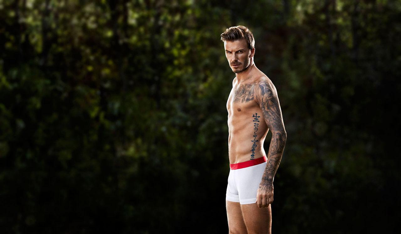 Enkelt från Beckham till H&M