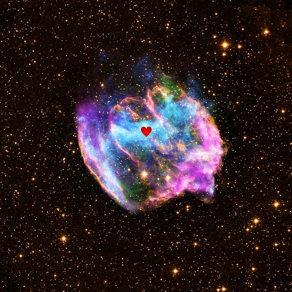 NASA har hittat bebis-svart hål
