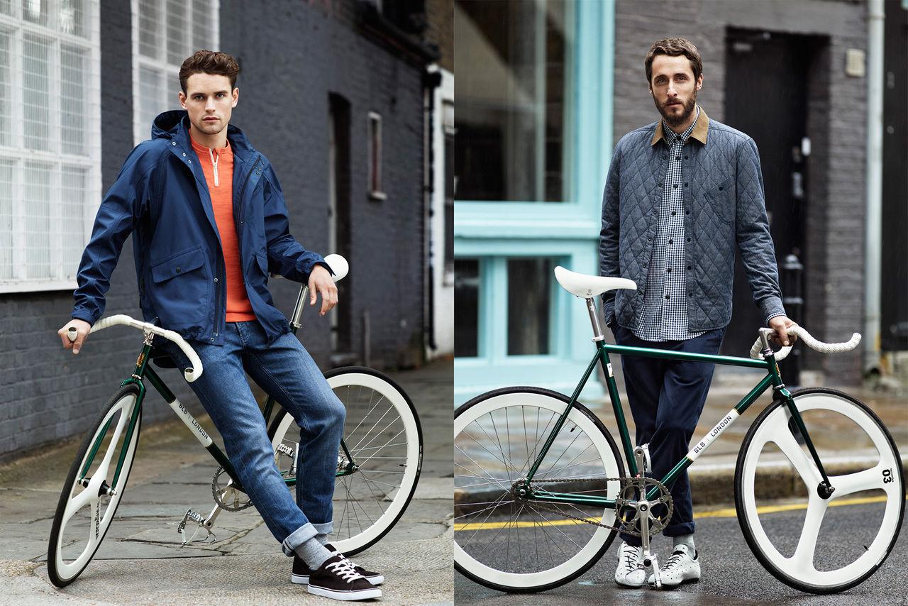 En närmare titt på H&M's cykelkläder