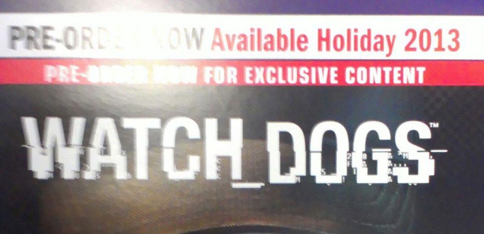 Watch Dogs till julhandeln