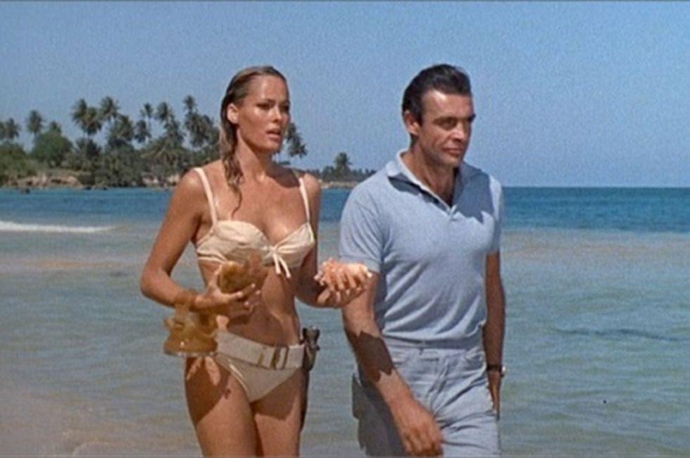 Agent 007 med rätt till 3D