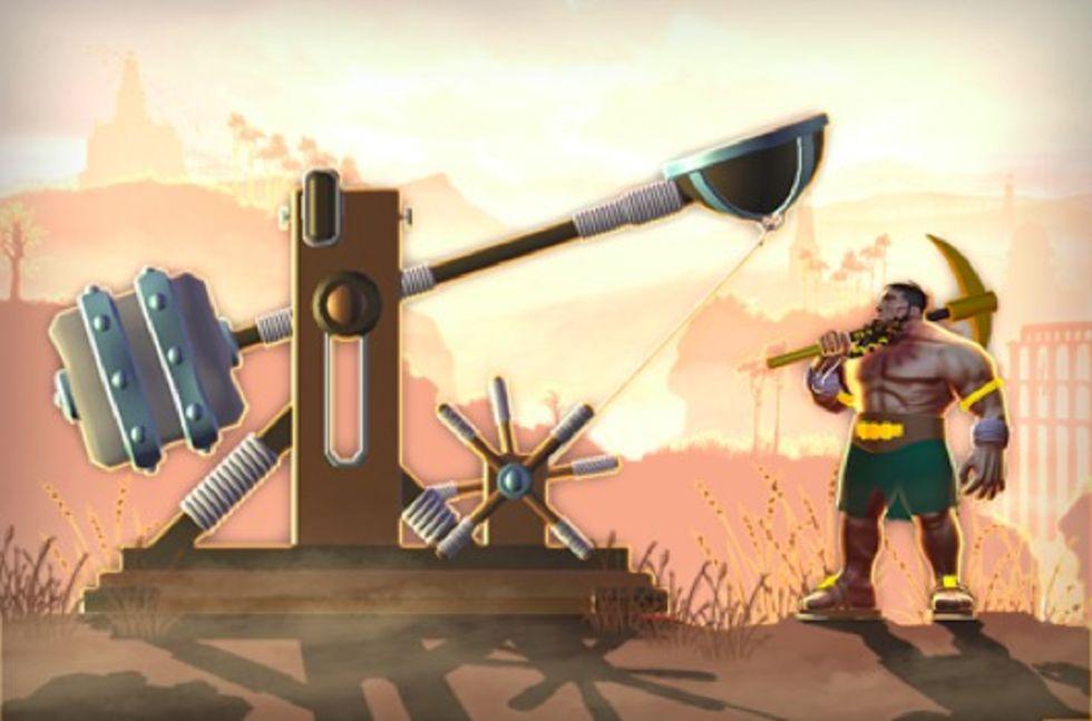 Tribal Towers, nytt spel från Ruffian Games