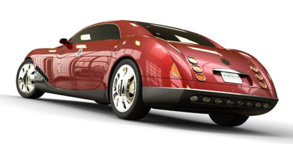 Varldens lackraste bil