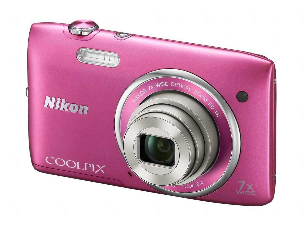 Nikon lanserar S3500