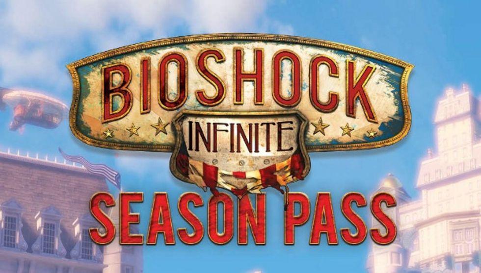 Bioshock Infinite får säsongspass