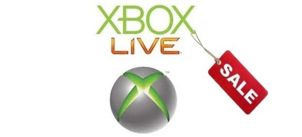 Megarea på Xbox Live nästa vecka