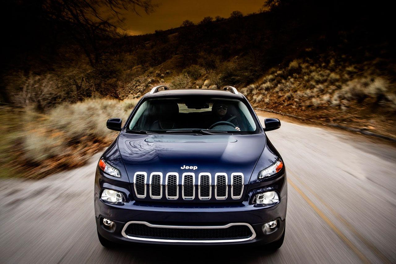 Jeep Cherokee bjuder på helt nytt nylle