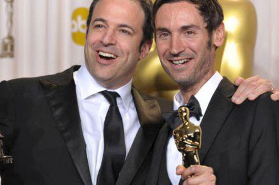 Vinnarna på Oscarsgalan 2013