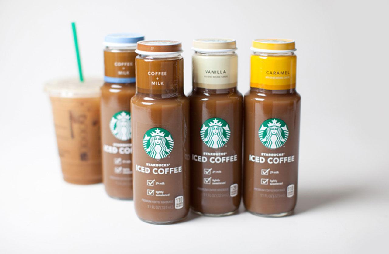 Starbucks släpper nytt iskaffe
