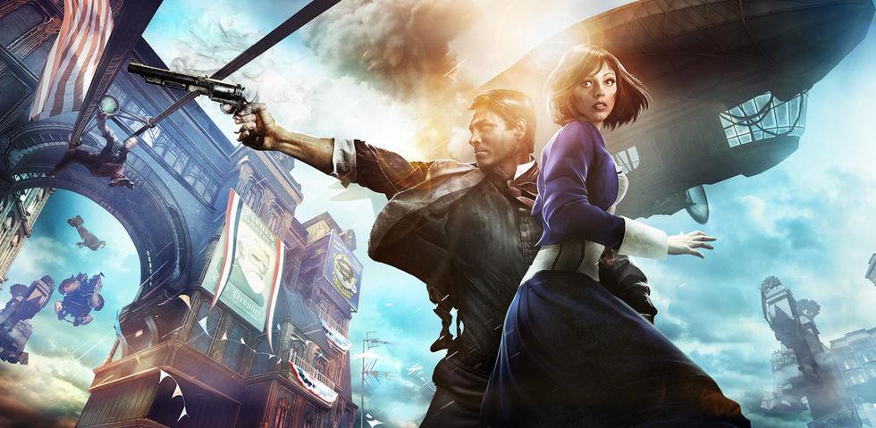 Förboka BioShock Infinite, få BioShock