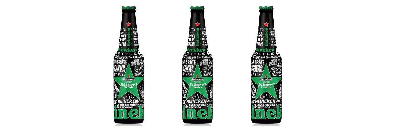 Heineken firar födelsedag