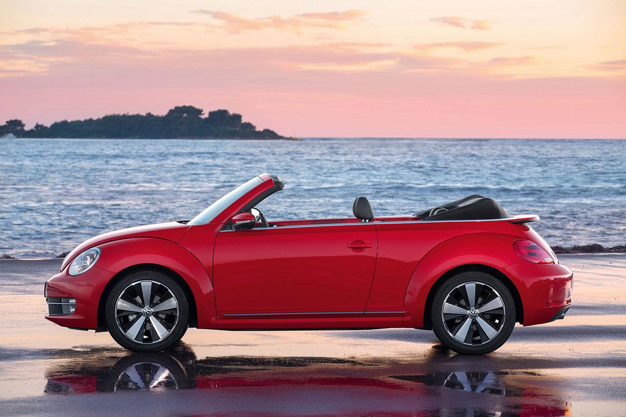 Nya Beetle Cabriolet kostar från 215 900 kronor