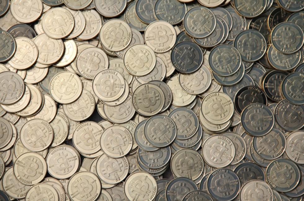 Bitcoin når all time high