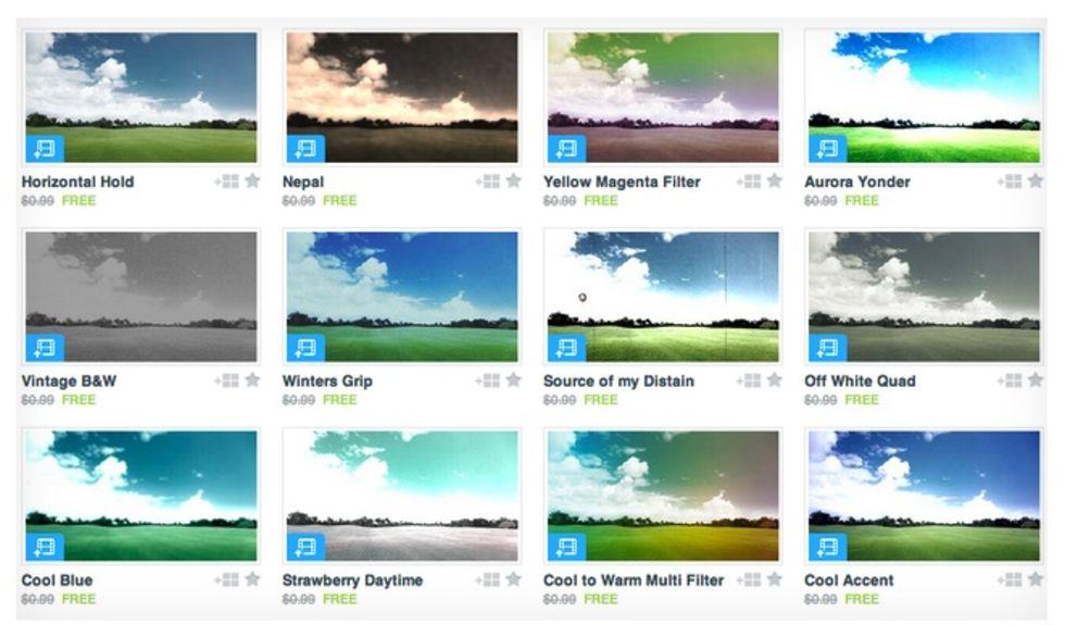 Vimeo släpper Looks
