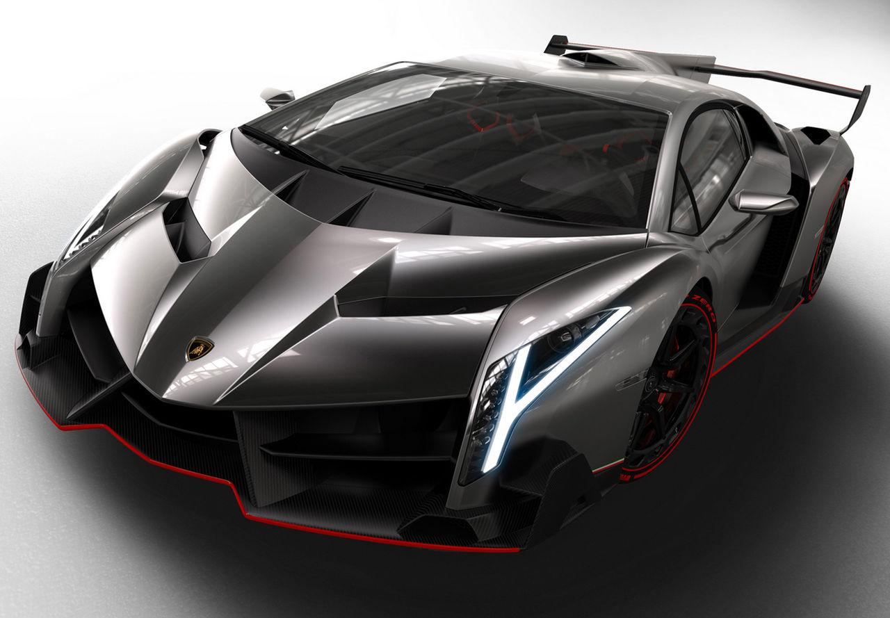 Ny Lamborghini i tre exemplar