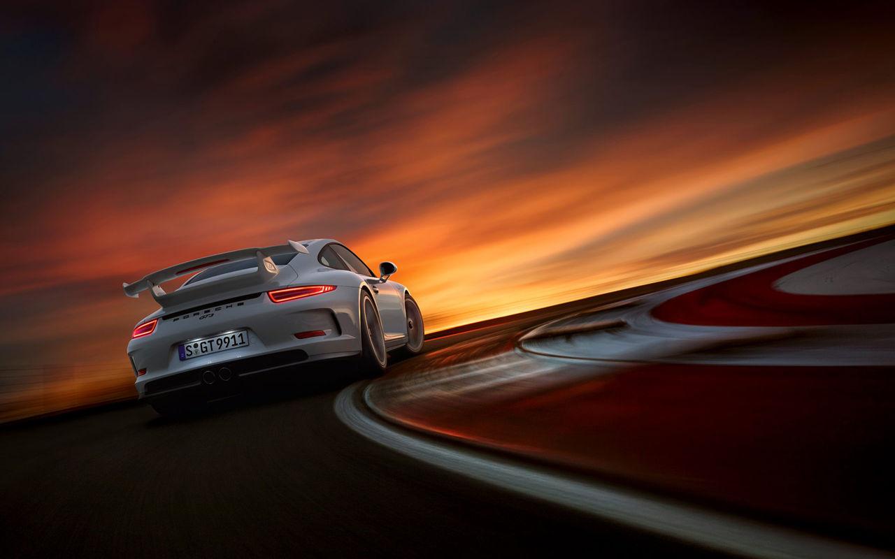 Porsches nya bansmiskare är här!