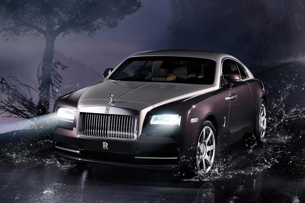 Rolls-Royces snabbaste och starkaste någonsin