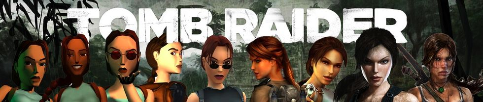 Nya Tomb Raider-filmen följer spelet