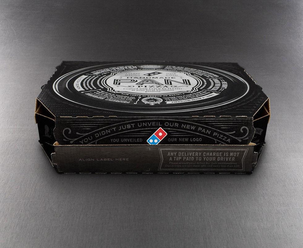 Dominos får nya pizzalådor