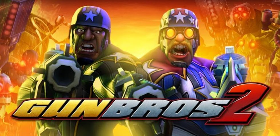 Gun Bros 2 nu även på Androiden
