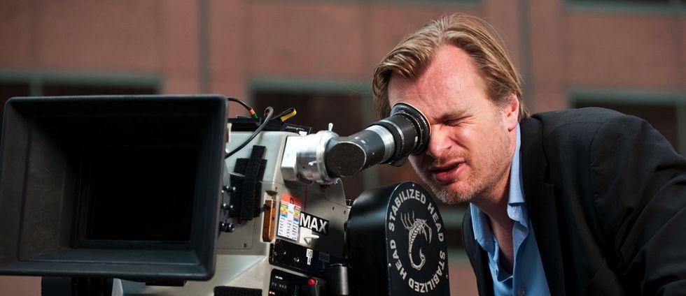 Christopher Nolans nästa film blir Interstellar