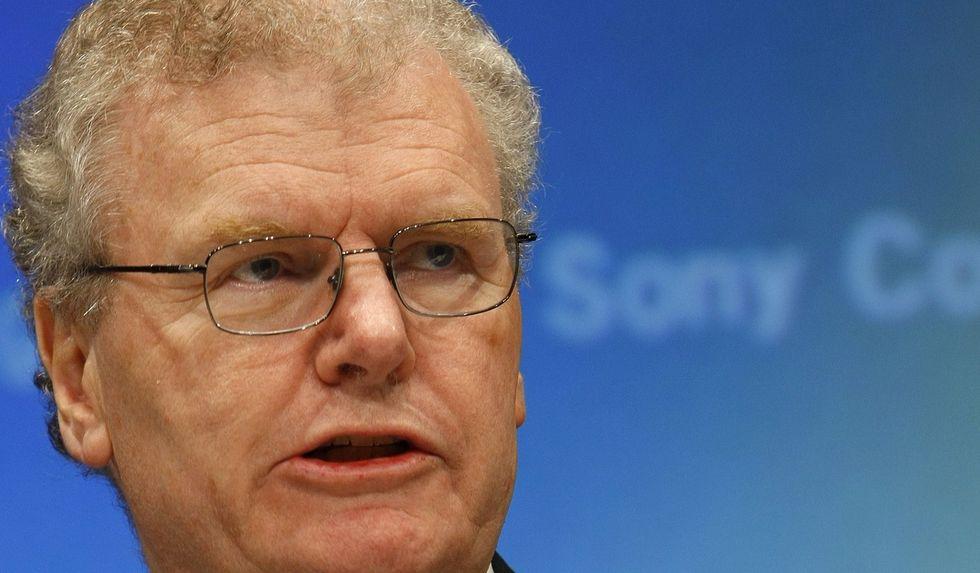 Howard Stringer lämnar Sony