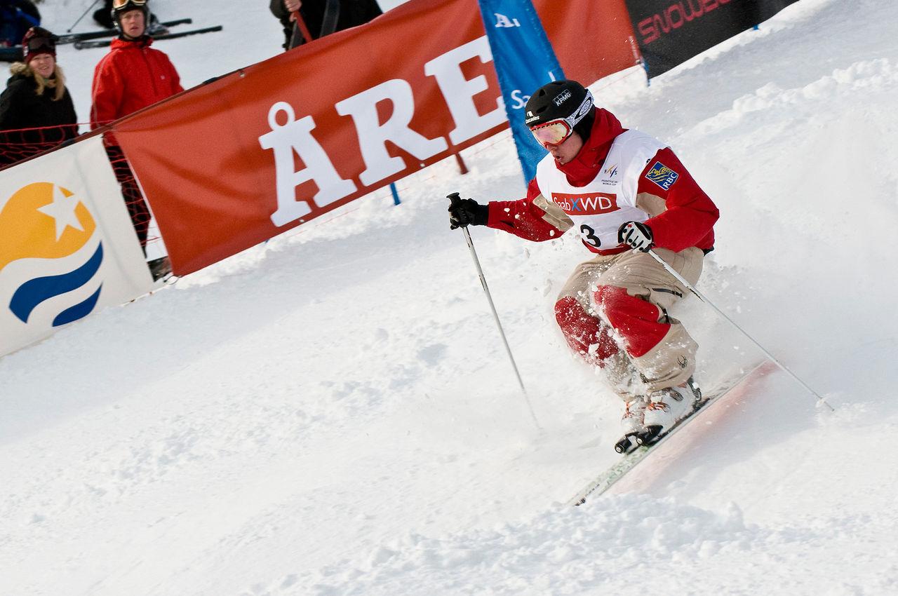 Världscup i Freestyle i Åre