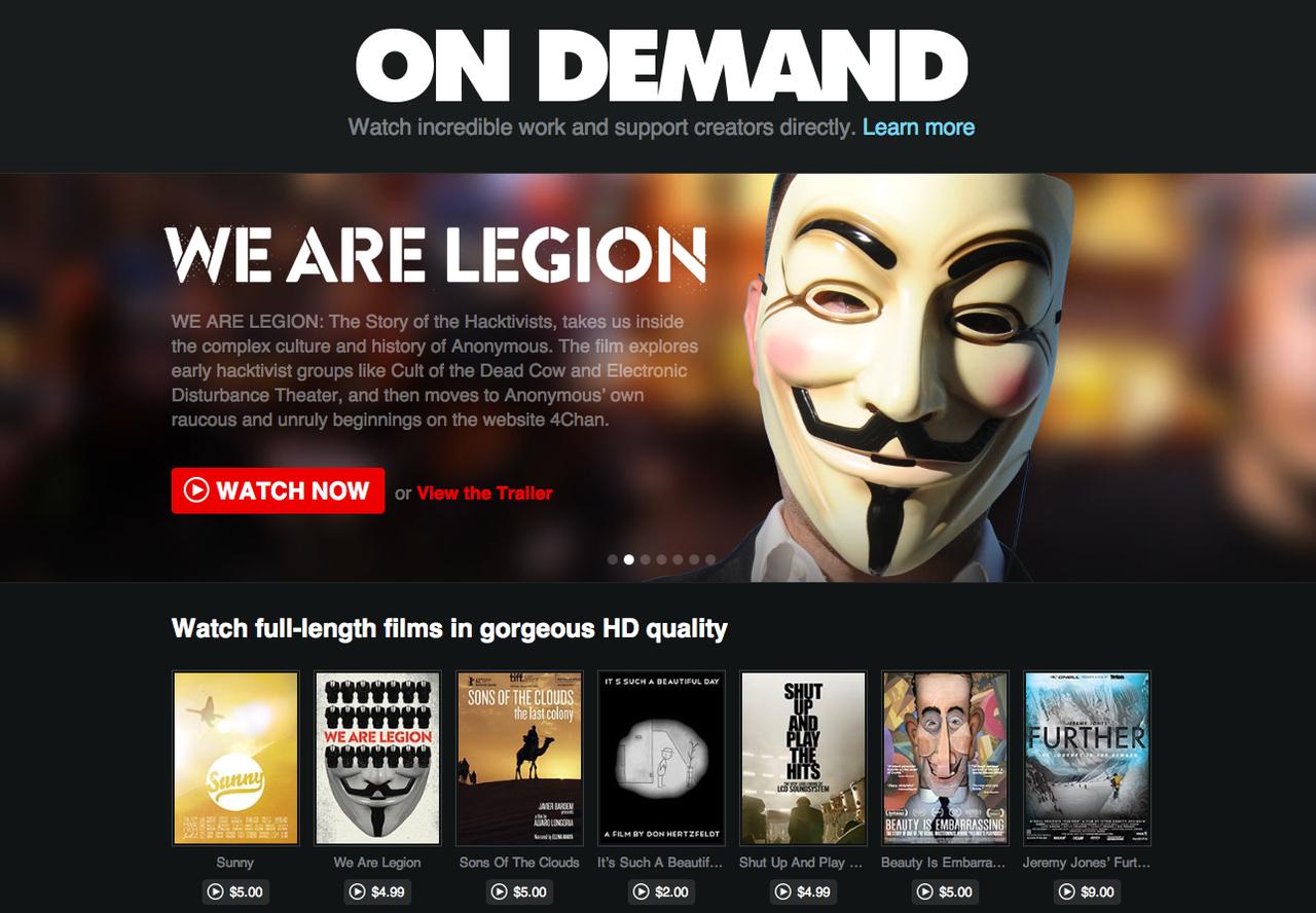Vimeo lanserar betaltjänst